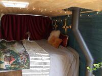 Bespoke Renault Master camper - perfect festival or travel van!