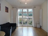 STUNNING 2 BEDROOM WITH A PATIO JUST OFF CLAPHAM HIGH STREET
