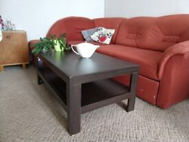 Hand-made coffee table
