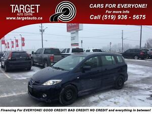 2009 Mazda MAZDA5 GS Loaded; Leather, Roof and More !!!