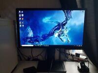Benq Zowie XL2411 144HZ gaming monitor pristine condition