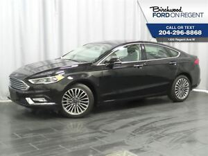 2017 Ford Fusion SE AWD*Leather/Nav/Roof*