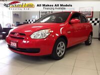 2008 Hyundai Accent YES ONLY$3990 CERTIFIED!!!