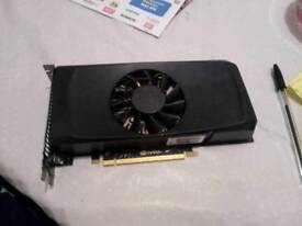 Geforce 460 GTX PNY GPU Graphics card not radeon