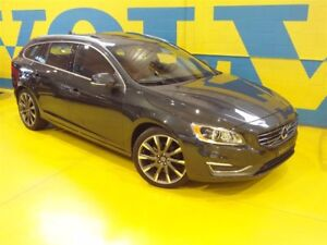 2015 Volvo V60 ( 2015, 5 )- T6 - AWD - Premier Plus