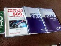 BMAT Preparation Books