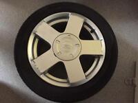 Ford Fiesta Alloy Wheel 195:50:R15