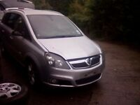 2007 Vauxhall zafira 1.9 cdti 150 breaking for spares / parts - parcel shelf - can post