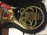Single French horn 4 keys