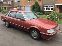 1984 Opel Senator - beautifully retro and a gem of a car.
