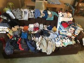 0/3 months boys bundle