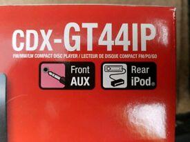 Sony GT441P CD & FM radio
