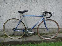 Cavatetto centurion road bike 27 inch wheels 12 gears, 21 inch frame