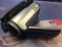 Jvc hard disc camcorder 30 gig