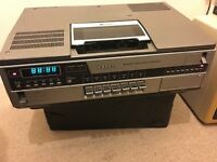 Sanyo VTC 9300 Betamax Recorder