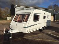 Abbey Spectrum 2004 2/4/5 Berth. Twin Axle. End Bathroom. Perfect Condition + Extras *XMAS REDUCED*