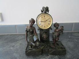 Juliana Quartz Clock