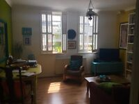 Swap my 2 bed Victorian flat in Ealing for same in Hanwell/Bloomsbury/Richmond/Twickenham