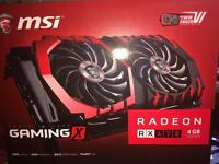 MSI RX470 & Various parts