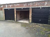Garage to rent on Cromwell Road Mountsorrel from the 19th Sept 2017