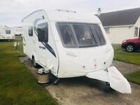 2011 Sterling Europa 460 Two Berth Carvan