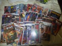 Marvel and DC comics approx, 300. ideal for collector or resale