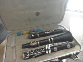 Clarinet Rudall-Carte used students/beginner