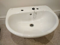 Ideal Standard washbasin - Made in the UK