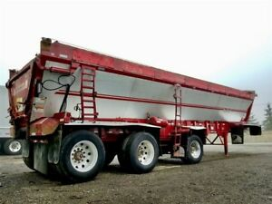 2007 Trail King RED RIVER SERIES 3 Axle Live Bottom