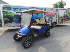 2013 Club Car Precedent Upgraded 4 Passenger Golf Cart