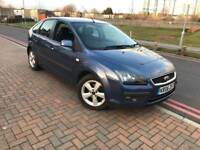 2006/06 FORD FOCUS 1.6 ZETEC 2 OWNERS SERVICE HISTORY YEARS MOT