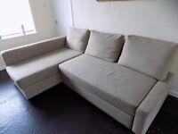 "Sofa Bed. "" Friheten"" by IKEA."