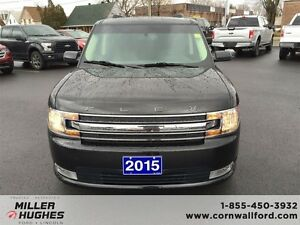 2015 Ford Flex SEL Cornwall Ontario image 8