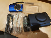 Canon PowerShot A3300 IS 16.0MP Digital Camera - Blue