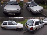 Nissan Micra 1.3LX 3 door hatchback for sale