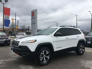 2016 Jeep Cherokee Trailhawk ~Nav ~Panoramic ~Backup Camera