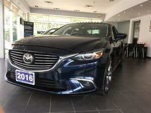 2016 Mazda MAZDA6 GT | Leather | Heated Seats | Back up Cam | 19