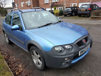 ROVER STREETWISE 2003 03 PLATE **MOT MAY 2017**