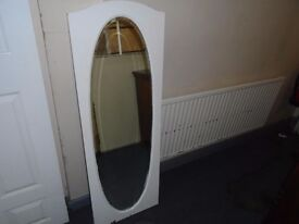 large bedroom wall mirror
