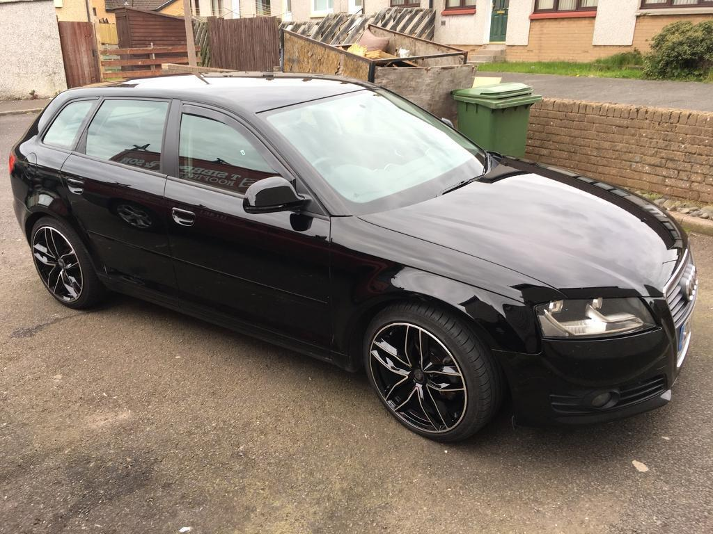 2009 a3 sport 2,0 tdi 82.000 Miles full service history swap for why