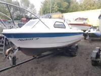 Picton 166 fishing boat 60 johnson
