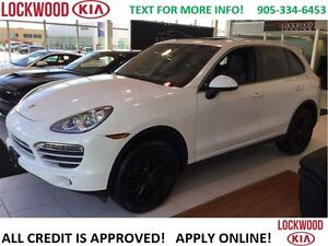 2014 Porsche Cayenne Platinum Edition - 19 TURBO ALLOYS, COMFORT