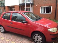 Fiat Punto 2003 for spares or repair