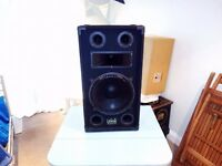 Speaker Package and DJ Decks Available (Speaker/Sub-woofer/Amplifier/Wires)