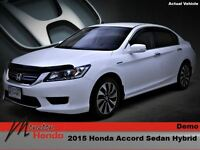 2015 Honda ACCORD HYBRID -