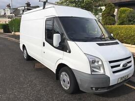 Ford Transit Van - 1 year Full MOT