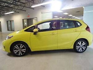 2016 Honda Fit EX-L Navi CVT West Island Greater Montréal image 9