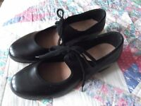 bloch tap shoes size 6.5