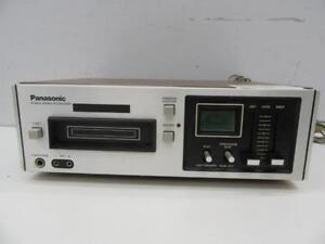 Panasonic 8-Track Player - We Buy And Sell Audio Equipment - 117683 - JY112404