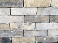 Reclaim Cambridge white wire cut bricks
